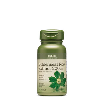 Goldenseal Root Extract 200mg | GNC