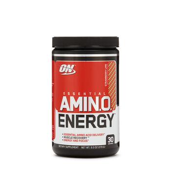 Essential AMIN.O. Energy™ - Strawberry LimeStrawberry Lime | GNC