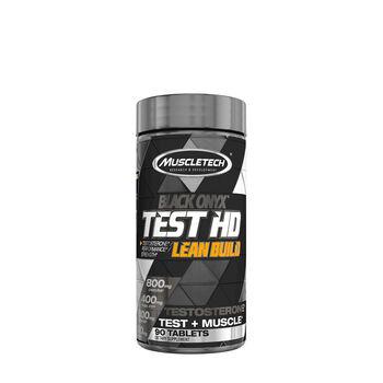 MuscleTech® Test HD Lean Build Black Onyx®