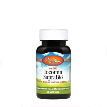 Tocomin SupraBio® - Bio-enhanced Tocotrienal Complex | GNC
