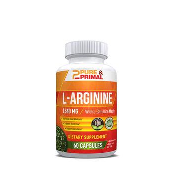 L-Arginine | GNC