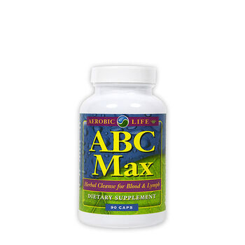 ABC MAX Herbal Blood and Lymph Cleanse | GNC