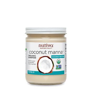 Coconut Manna   GNC