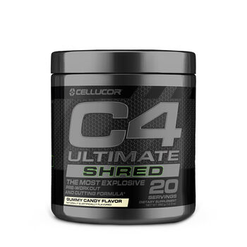 C4 Ultimate Shred - Gummy CandyGummy Candy | GNC