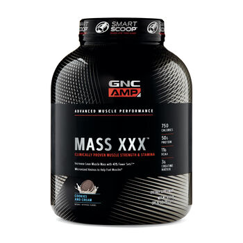 Mass XXX™ - Cookies and CreamCookies and Cream | GNC