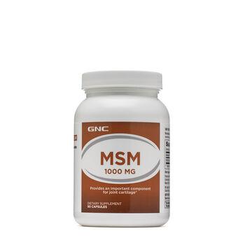 MSM | GNC