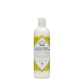 Indian Hemp & Haitian Vetiver Body Lotion | GNC