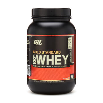 Gold Standard 100% Whey™ - Extreme Milk ChocolateExtreme Milk Chocolate | GNC