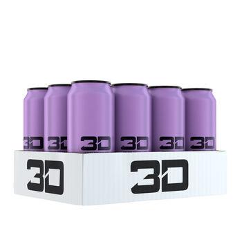 3d Energy Drink Purple Gnc