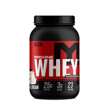 Machine Whey® - Cookies and CreamCookies and Cream | GNC