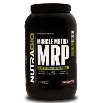 Muscle Matrix MRP - Chocolate MilkshakeChocolate Milkshake | GNC