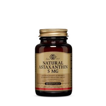 Natural Astaxanthin 5 mg | GNC