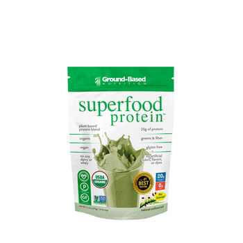 Superfood Protein™ - Natural UnflavoredNatural Unflavored | GNC