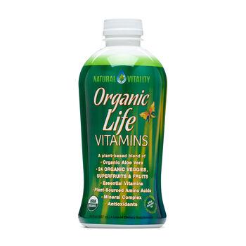 Organic Life Vitamins® - Raspberry-Cranberry | GNC