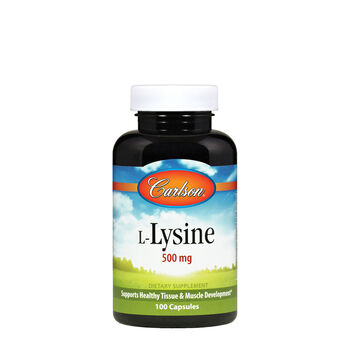 L-Lysine 500 mg   GNC