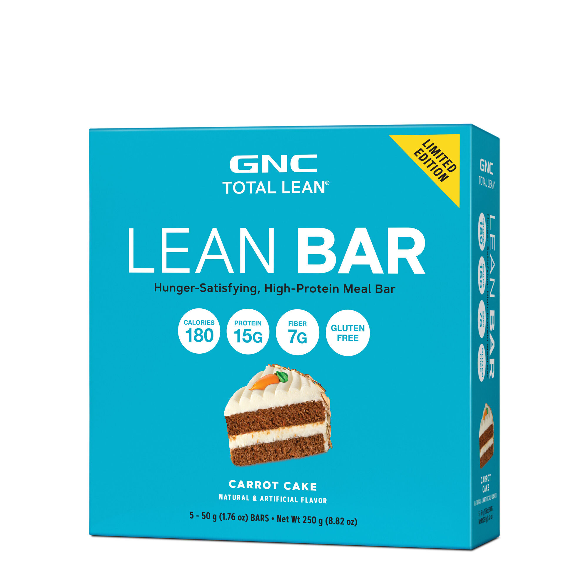 Lean Bar - Carrot Cake