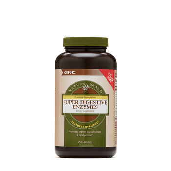 Super Digestive Enzymes - VALUE SIZE | GNC
