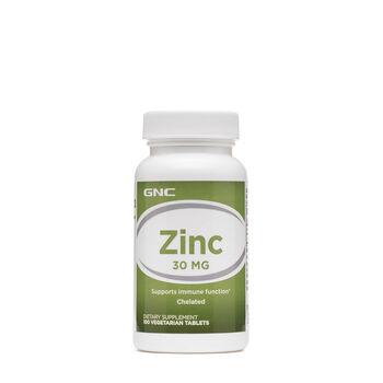 Zinc 30 mg   GNC