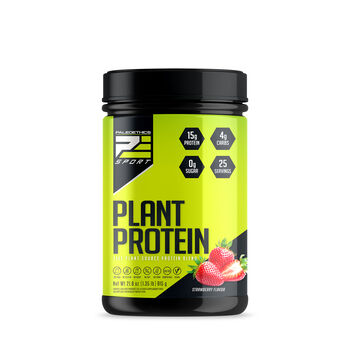 Plant Protein -  Strawberry | GNC