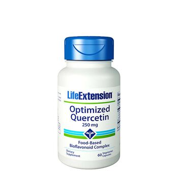 Optimized Quercetin 250 mg | GNC