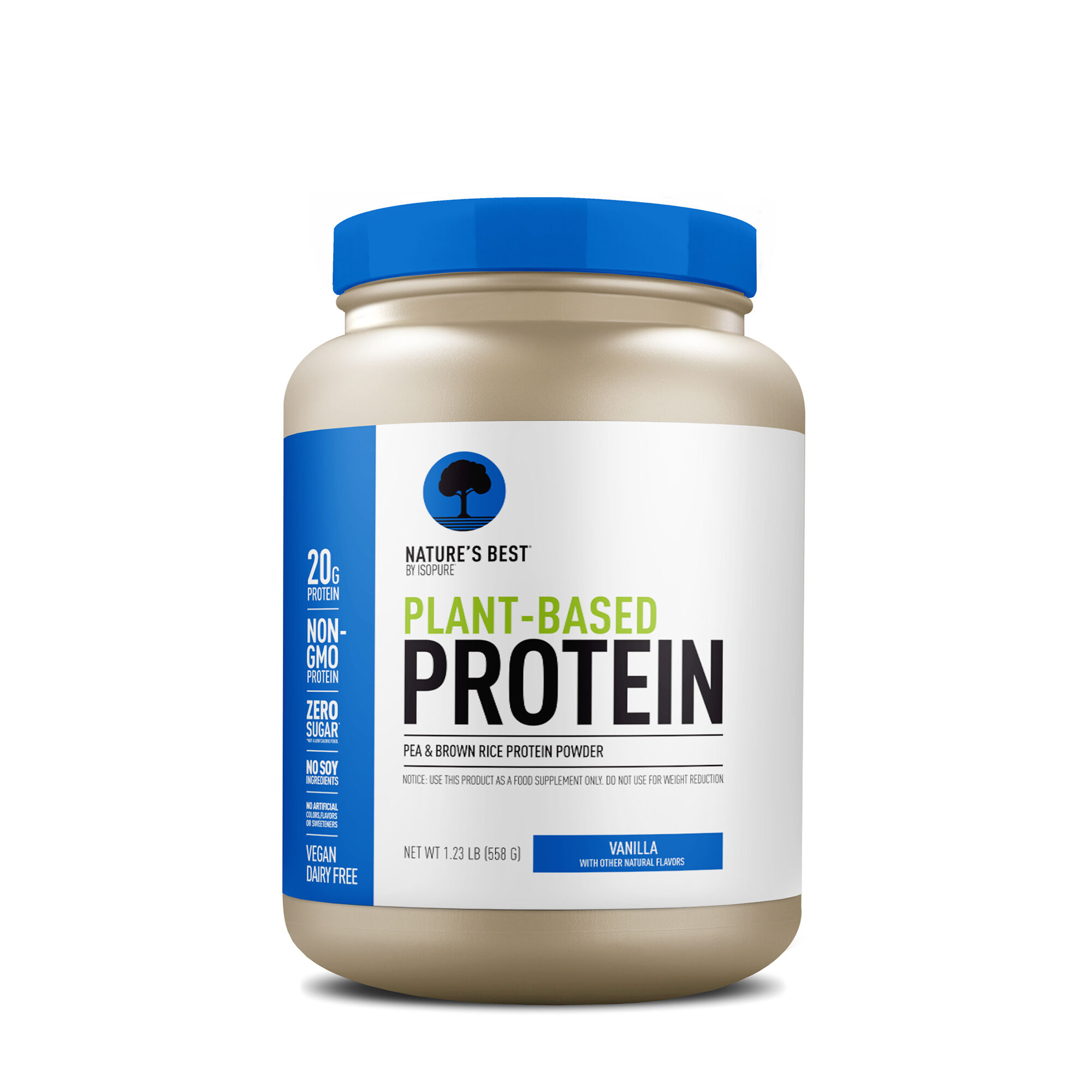 soy free protein powder for weight loss