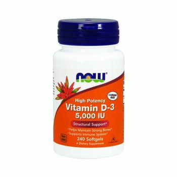 Vitamin D-3 5,000 IU | GNC