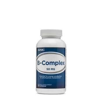 B-Complex 50 MG | GNC