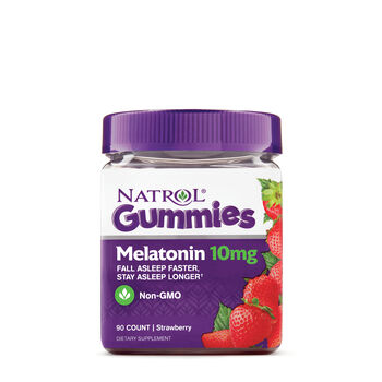 Melatonin 10 mg Gummy | GNC
