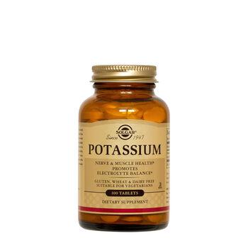 Potassium | GNC