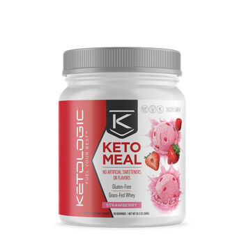 Keto Meal™ - StrawberryStrawberry | GNC