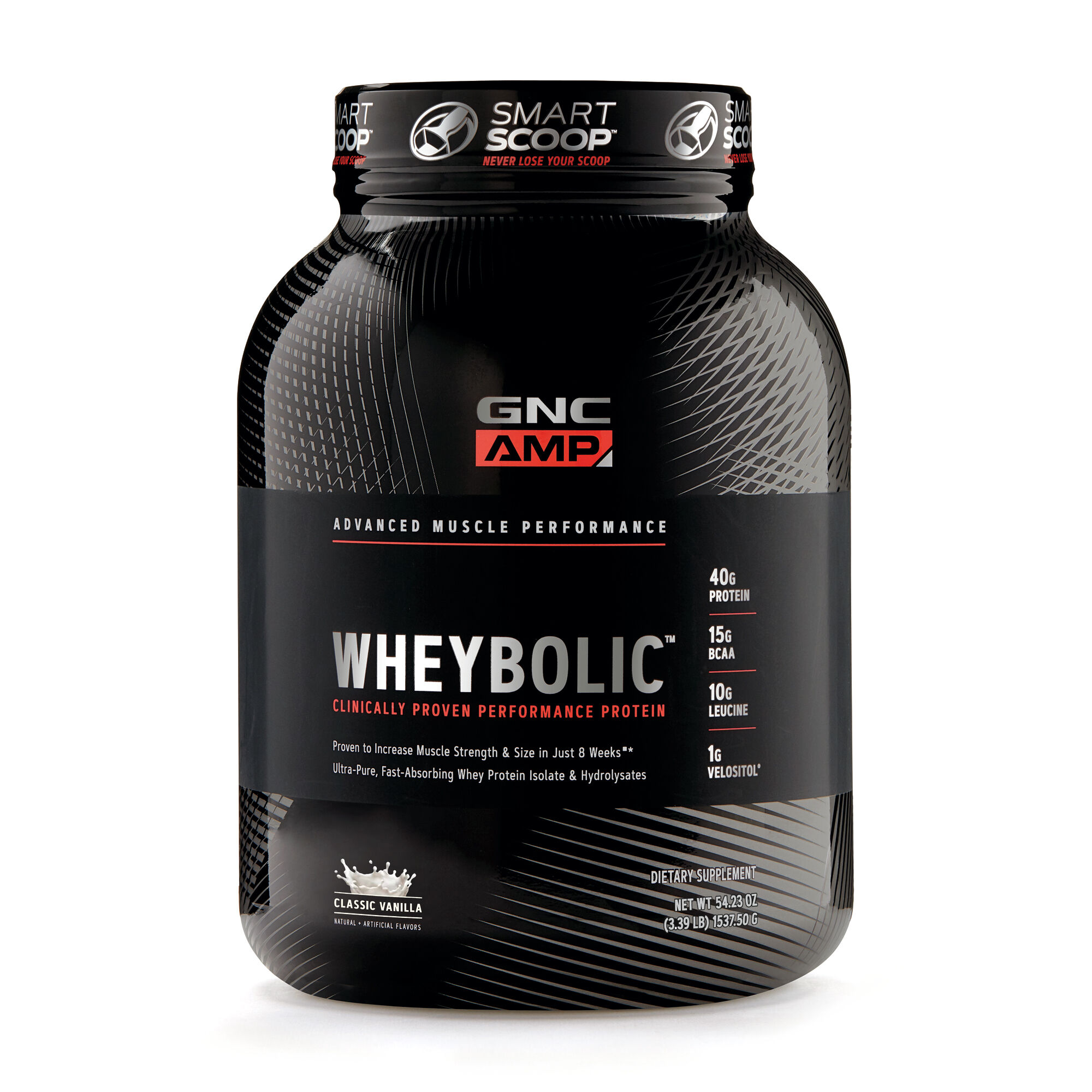 AMP Wheybolic Whey Protein Powder