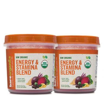 Energy & Stamina Blend   GNC