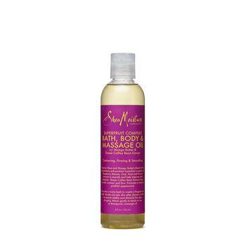 Superfruit Multi-Vitamin Firming Bath, Body & Massage Oil | GNC