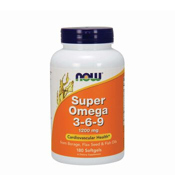 Super Omega 3-6-9 1200 mg | GNC
