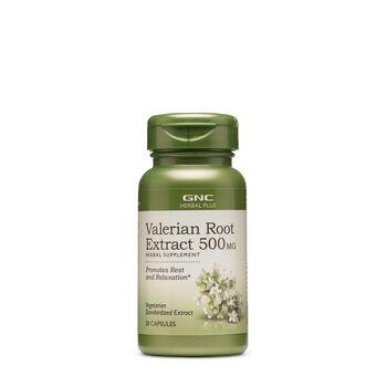 Valerian Root Extract 500 MG | GNC