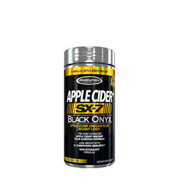 Apple Cider SX-7® Black Onyx® | GNC