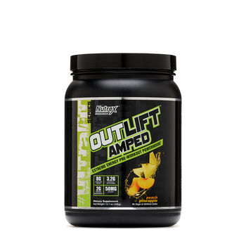 OUTLIFT® AMPED - Peach PineapplePeach Pineapple | GNC