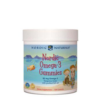 Nordic™ Omega-3 Gummies 82 mg | GNC