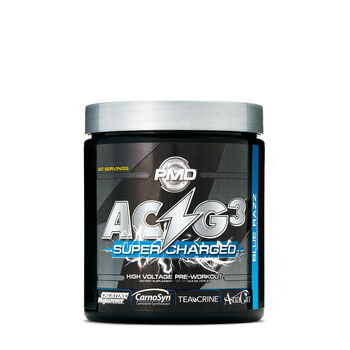 ACG3® Supercharged - Blue Razz | GNC