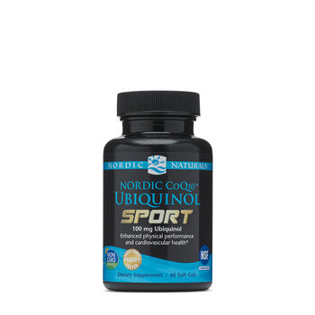 Nordic CoQ10™ Ubiquinol Sport 100 mg   GNC