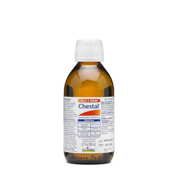Chestal Cold & Cough | GNC