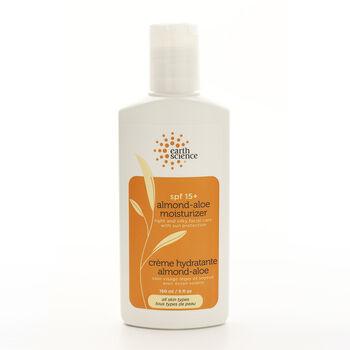 Almond-Aloe Moisturizer SPF 15 | GNC