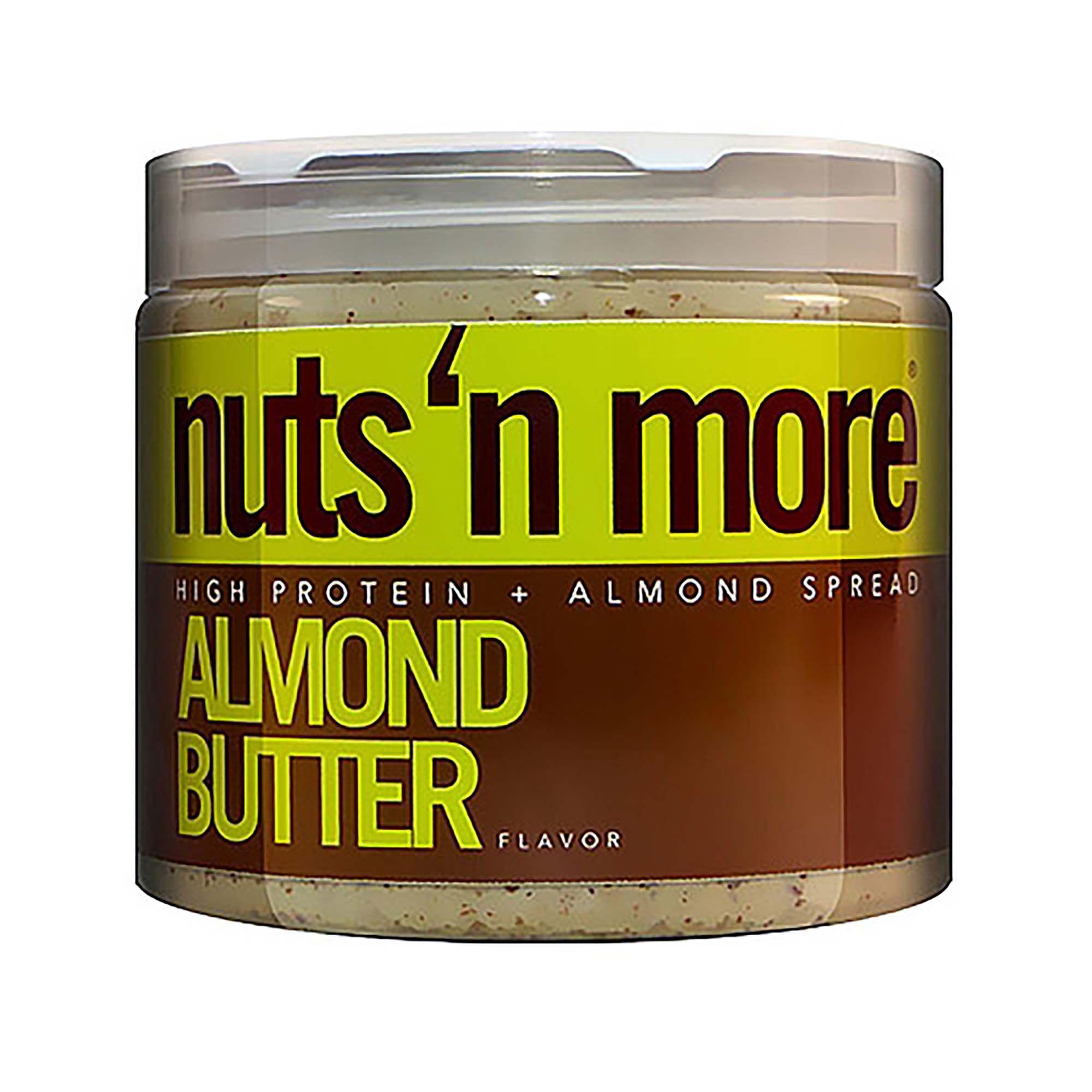 nuts 'n more® Almond Butter Original | GNC
