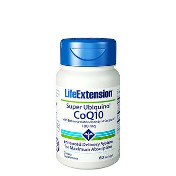 Super Ubiquinol CoQ10 100 mg   GNC