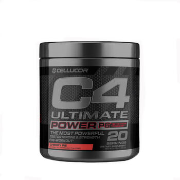 C4 Ultimate® Power P6® - Cherry PieCherry Pie | GNC