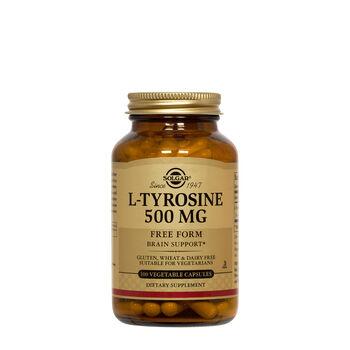 L-Tyrosine 500 MG | GNC