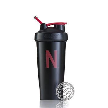 Collegiate Shaker Bottle - University of NebraskaUniversity of Nebraska | GNC