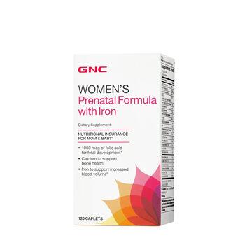 Prenatal Formula with Iron | GNC