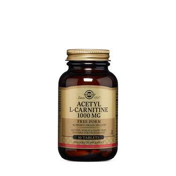 Acetyl L-Carnitine 1000 mg | GNC