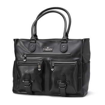 Renee Meal Management Tote - Stealth | GNC